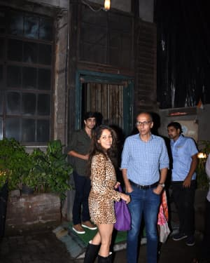 Photos: Celebs Spotted At Pali Village Cafe In Bandra | Picture 1668995