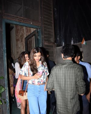 Photos: Celebs Spotted At Pali Village Cafe In Bandra | Picture 1669000