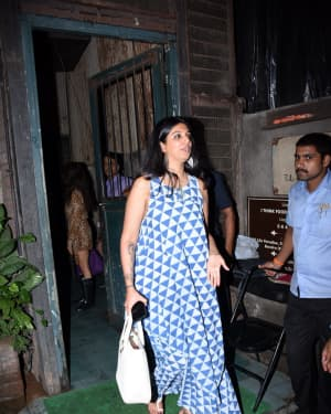 Photos: Celebs Spotted At Pali Village Cafe In Bandra | Picture 1668998