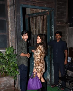 Photos: Celebs Spotted At Pali Village Cafe In Bandra | Picture 1668996
