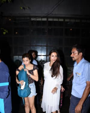 Photos: Celebs Spotted At Pali Village Cafe In Bandra