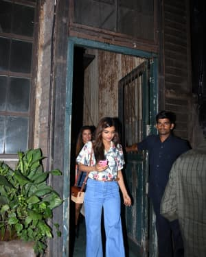 Photos: Celebs Spotted At Pali Village Cafe In Bandra | Picture 1668999