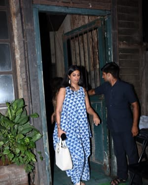 Photos: Celebs Spotted At Pali Village Cafe In Bandra | Picture 1668997