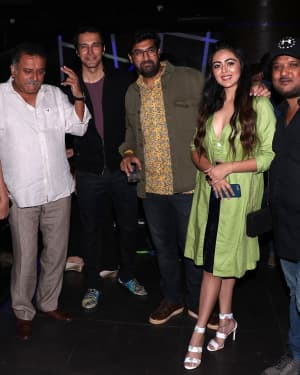 Photos: Star Studded Party Of Ravinder Jeet Dariya's Mushkil - Fear Behind You