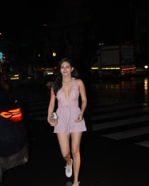Amyra Dastur - Photos: Celebs Spotted at Bastian | Picture 1669686