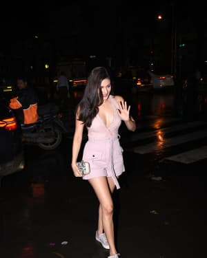 Amyra Dastur - Photos: Celebs Spotted at Bastian | Picture 1669689