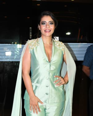 Kajol - Photos: Red Carpet Of NBT Utsav Awards 2019