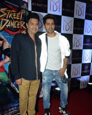 Photos: Wrap Up Party Of Film Street Dancer At Andheri | Picture 1670915