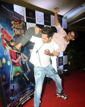 Photos: Wrap Up Party Of Film Street Dancer At Andheri | Picture 1670911