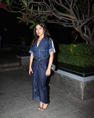 Bhumi Pednekar - Photos: Celebs Spotted At Bkc