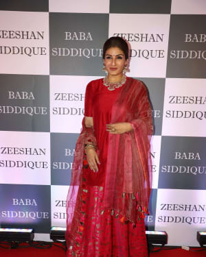 Raveena Tandon - Photos: Baba Siddiqui Iftar Party At Taj Lands End Add Files