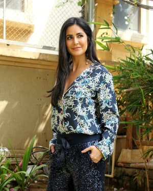 Photos: Katrina Kaif At The Promotions Of Film Bharat At Jw Marriott
