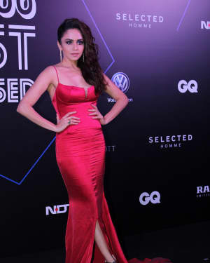 Amruta Khanvilkar - Photos: Star Studded Red Carpet Of Gq 100 Best Dressed 2019 | Picture 1651131