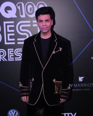 Karan Johar - Photos: Star Studded Red Carpet Of Gq 100 Best Dressed 2019