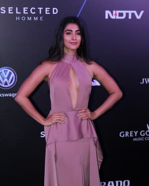 Pooja Hegde - Photos: Star Studded Red Carpet Of Gq 100 Best Dressed 2019   Picture 1651322