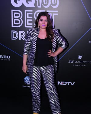 Shikha Talsania - Photos: Star Studded Red Carpet Of Gq 100 Best Dressed 2019 | Picture 1651259