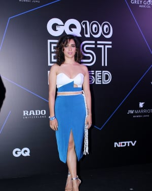 Sanya Malhotra - Photos: Star Studded Red Carpet Of Gq 100 Best Dressed 2019 | Picture 1651106