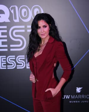 Katrina Kaif - Photos: Star Studded Red Carpet Of Gq 100 Best Dressed 2019 | Picture 1651280