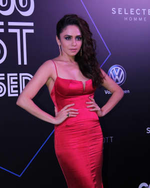 Amruta Khanvilkar - Photos: Star Studded Red Carpet Of Gq 100 Best Dressed 2019