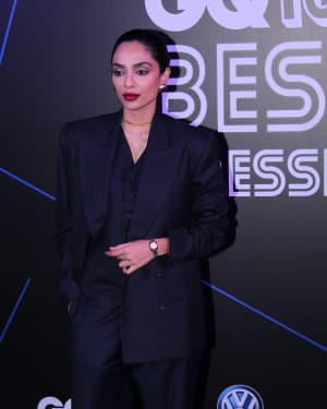 Shobita Dhulipala - Photos: Star Studded Red Carpet Of Gq 100 Best Dressed 2019