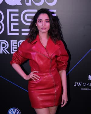 Tamanna Bhatia - Photos: Star Studded Red Carpet Of Gq 100 Best Dressed 2019