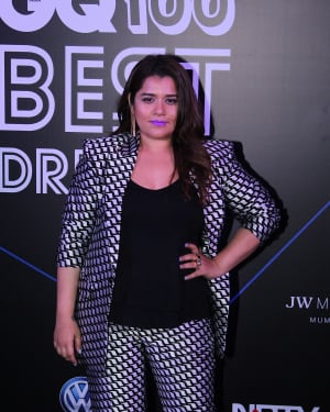Shikha Talsania - Photos: Star Studded Red Carpet Of Gq 100 Best Dressed 2019
