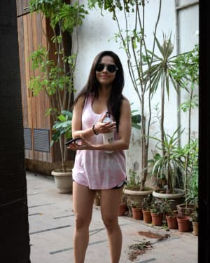 Nushrat Bharucha - Photos: Celebs Spotted at Gym | Picture 1652477