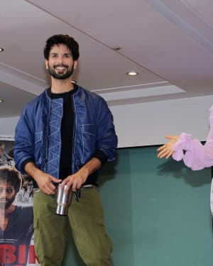 Shahid Kapoor - Photos: Launch Of The Song Mere Sohneya From Kabir Singh | Picture 1652523