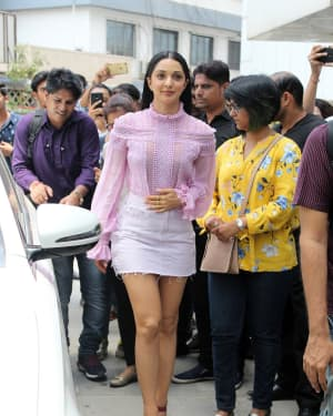 Kiara Advani - Photos: Launch Of The Song Mere Sohneya From Kabir Singh | Picture 1652529