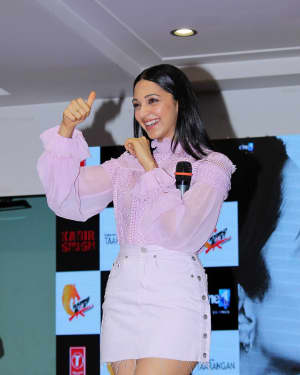 Kiara Advani - Photos: Launch Of The Song Mere Sohneya From Kabir Singh | Picture 1652518