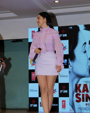 Kiara Advani - Photos: Launch Of The Song Mere Sohneya From Kabir Singh | Picture 1652520