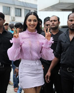 Kiara Advani - Photos: Launch Of The Song Mere Sohneya From Kabir Singh | Picture 1652525