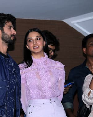 Photos: Launch Of The Song Mere Sohneya From Kabir Singh | Picture 1652535