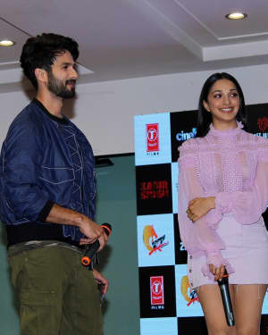 Photos: Launch Of The Song Mere Sohneya From Kabir Singh | Picture 1652534