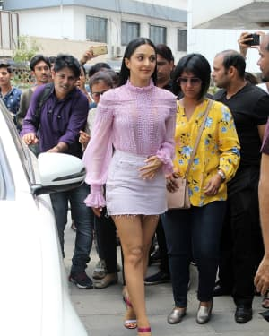 Kiara Advani - Photos: Launch Of The Song Mere Sohneya From Kabir Singh | Picture 1652528