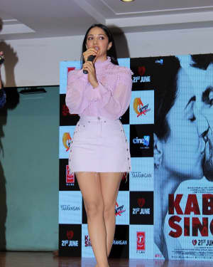 Kiara Advani - Photos: Launch Of The Song Mere Sohneya From Kabir Singh | Picture 1652519