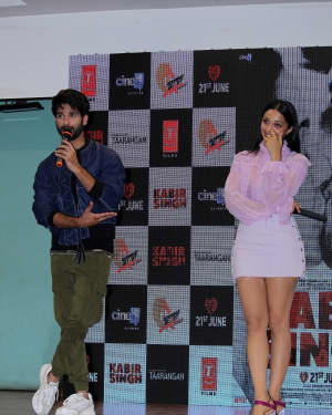 Photos: Launch Of The Song Mere Sohneya From Kabir Singh | Picture 1652513