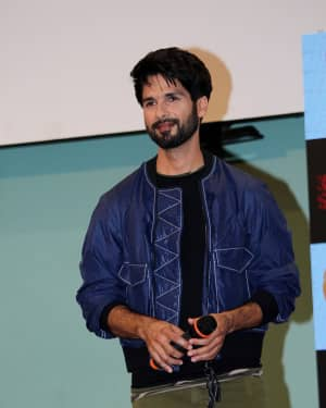 Shahid Kapoor - Photos: Launch Of The Song Mere Sohneya From Kabir Singh | Picture 1652530