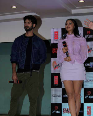 Photos: Launch Of The Song Mere Sohneya From Kabir Singh | Picture 1652514