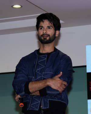 Shahid Kapoor - Photos: Launch Of The Song Mere Sohneya From Kabir Singh