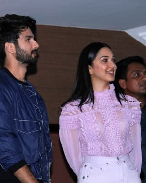 Photos: Launch Of The Song Mere Sohneya From Kabir Singh | Picture 1652517
