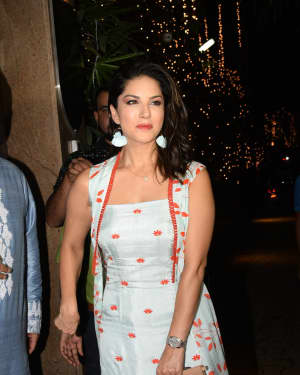Sunny Leone - Photos: Bollywood Celebs At Raza Beig's Eid Party | Picture 1653093