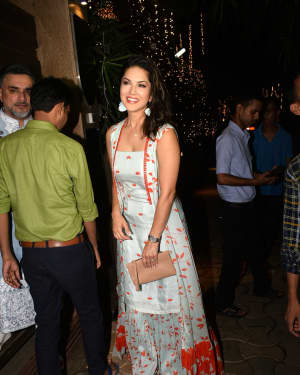 Sunny Leone - Photos: Bollywood Celebs At Raza Beig's Eid Party | Picture 1653092