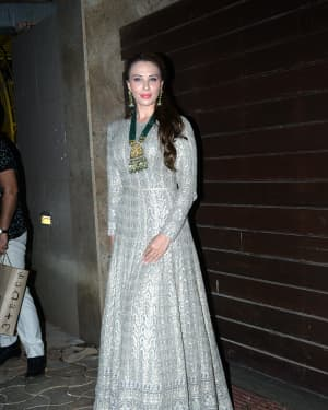 Lulia Vantur - Photos: Bollywood Celebs At Raza Beig's Eid Party | Picture 1653087