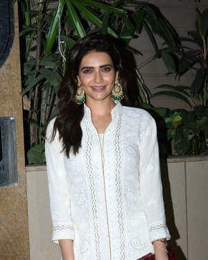 Karishma Tanna - Photos: Bollywood Celebs At Raza Beig's Eid Party