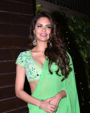 Esha Gupta - Photos: Bollywood Celebs At Raza Beig's Eid Party
