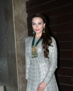 Lulia Vantur - Photos: Bollywood Celebs At Raza Beig's Eid Party | Picture 1653089