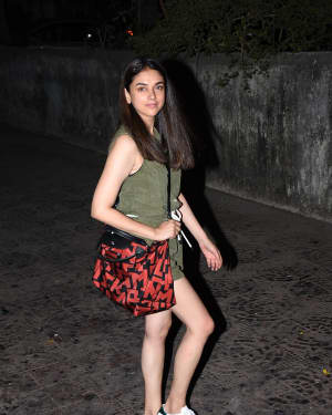 Aditi Rao Hydari - Photos: Celebs Spotted At Zedo Bandra