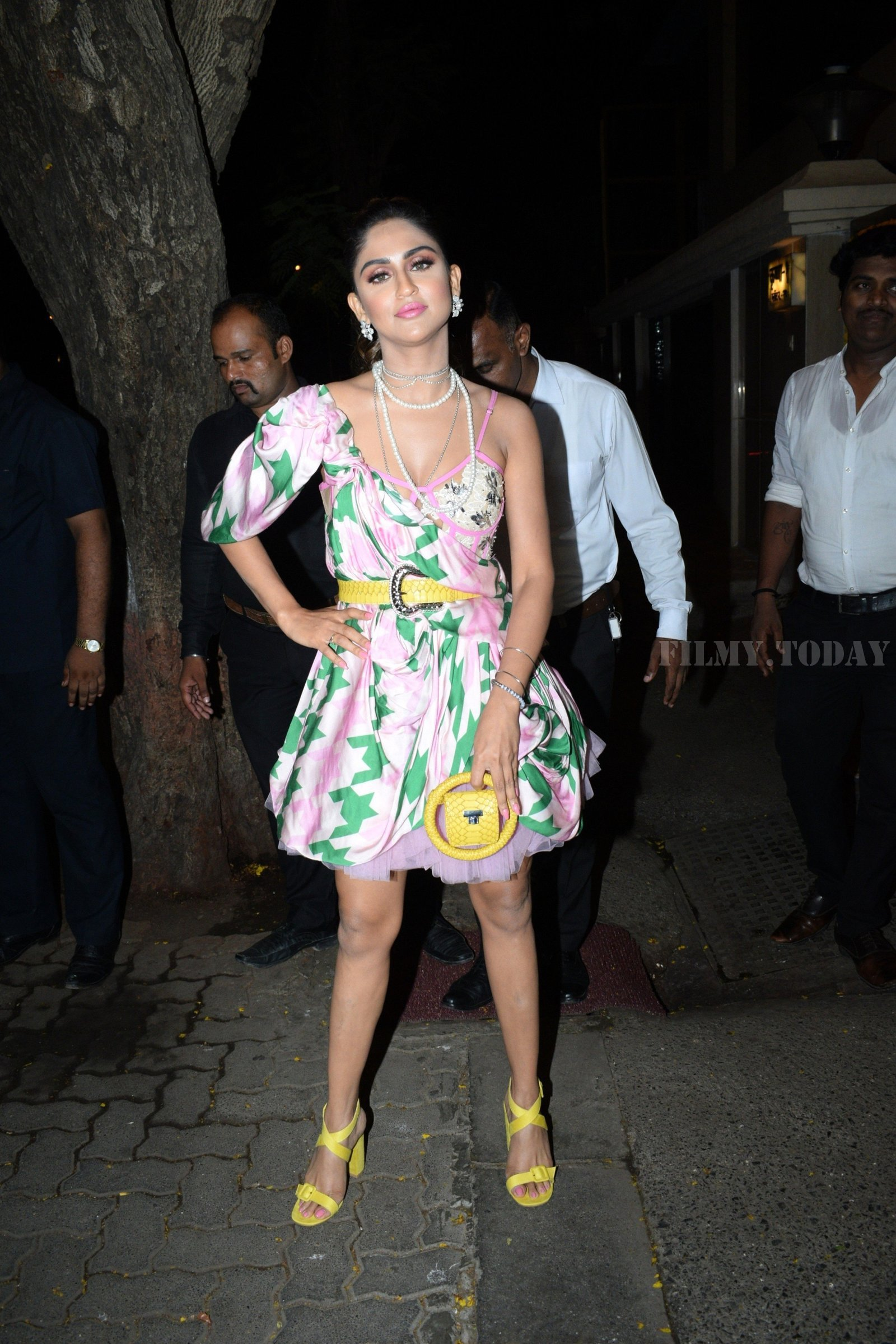 Krystle D'Souza - Photos: Ekta Kapoor's Birthday Party At Her Residence In Juhu   Picture 1653142