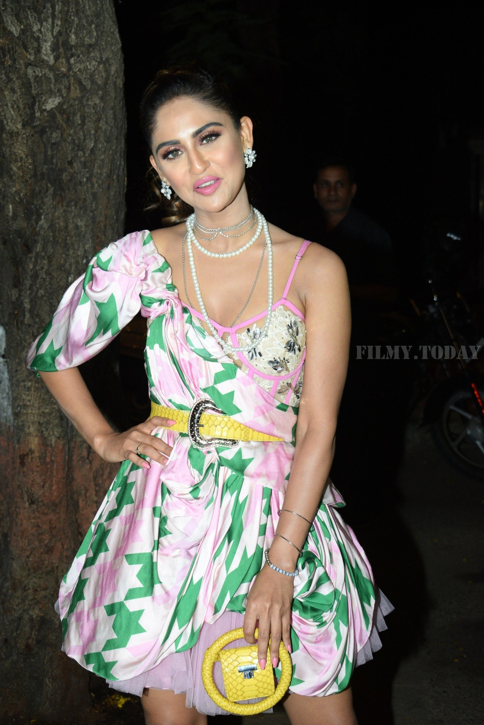 Krystle D'Souza - Photos: Ekta Kapoor's Birthday Party At Her Residence In Juhu | Picture 1653147
